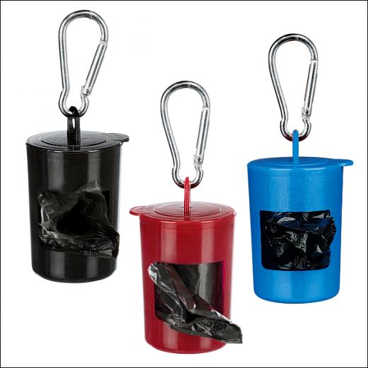 Unverzichtbar: Kotbeutel-Behälter zum Gassigehen