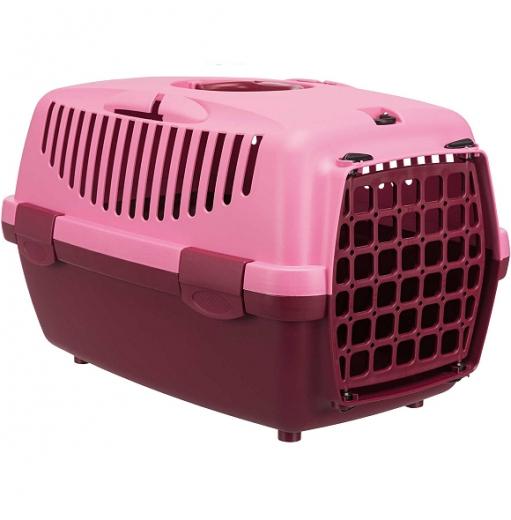 Transport- & Ruhe-Box »Skipper« - Himbeere-Pink