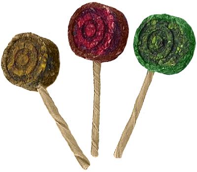 Yorkies »Lollipop«