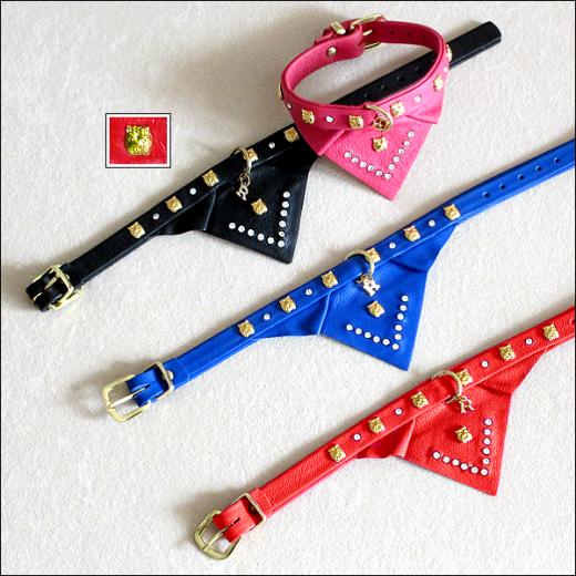 Yorkie-Exclusiv-Halsband »Tiffany I« - DAS ORIGINAL!