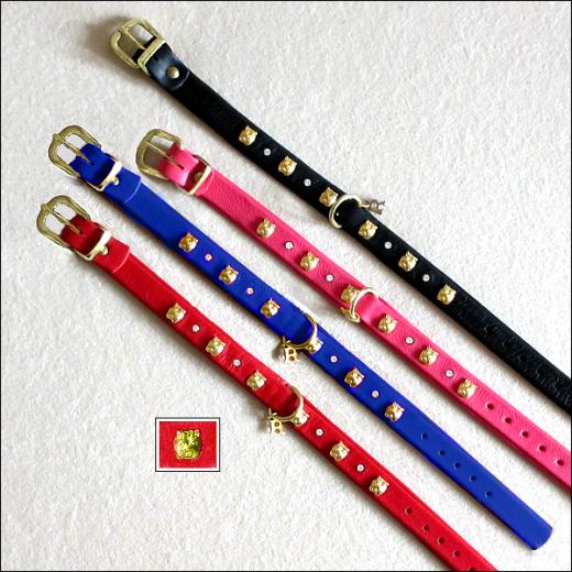 Yorkie-Exclusiv-Halsband »Tiffany II« - DAS ORIGINAL!