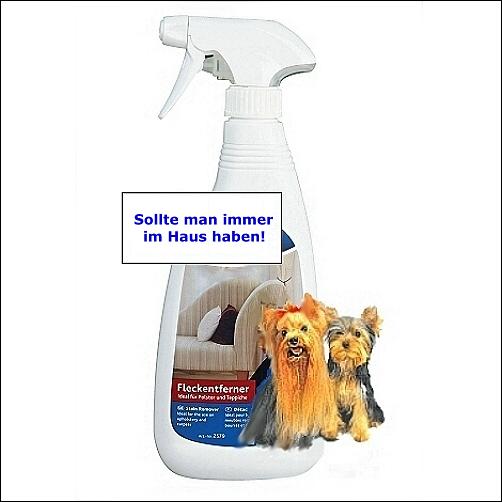Flecken-, Urin- und Geruchs-Entferner