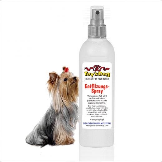 ToysDog Exclusiv Entfilzungs-Spray