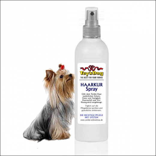 ToysDog Haarkur-Spray