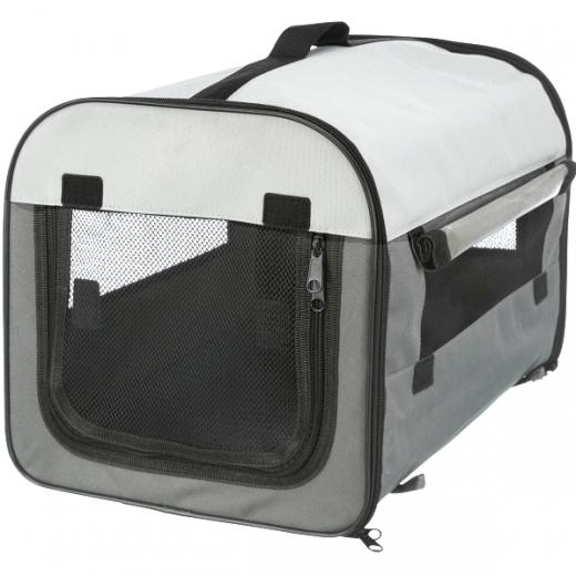 Transportables Hundehaus - für Auto, Garten & Haus