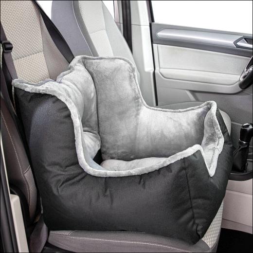 Sicherheits-Autositz - super-bequem!