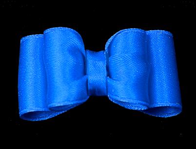 Yorkie-Schleife »Extra« - Blue