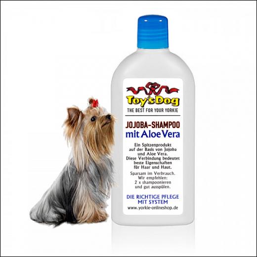 ToysDog Jojoba-Shampoo mit Aloe Vera
