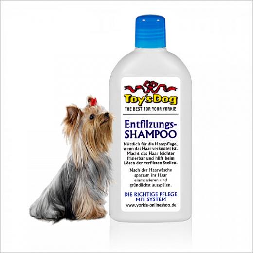 ToysDog Entfilzungs-Shampoo
