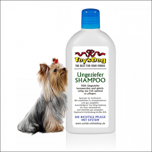 Toy´sDog »Ungeziefer-Shampoo«