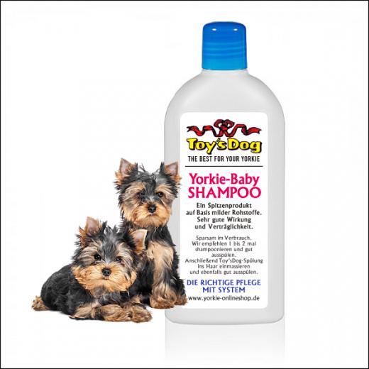 ToysDog »Baby-Shampoo« für Yorkies