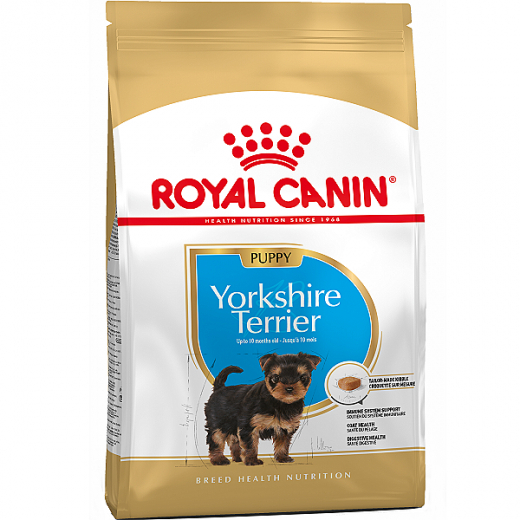 Royal Canin »Yorkie PUPPY & JUNIOR« - das Futter bis 10 Monate