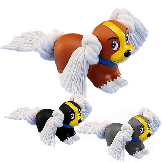 Spielhündchen »Zöpfli«