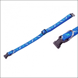 Halsband »Mini« - Blau