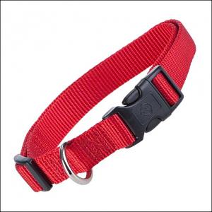 Verstellbares Halsband »Basic« - ROT