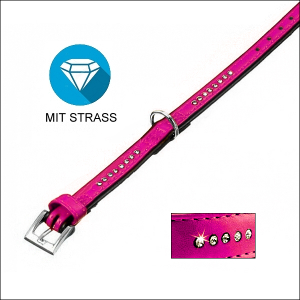 Strass-Halsband »Fashion« - PINK