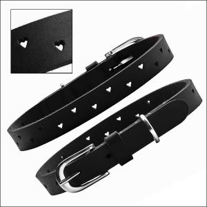 Edel-Leder-Halsband »Youre my heart«