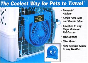 Transportbox-Ventilator
