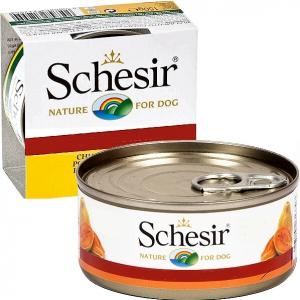 »Schesir Exotic« Huhn mit Papaya - das sensationelle Nassfutter