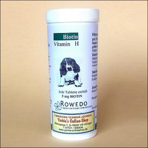 H50 Biotin Forte - Kleine Tabletten