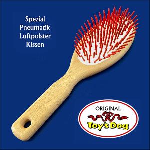 ToysDog-Pflegebürste »Natura Color« - Die Sanfte!
