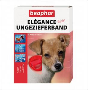 Floh- und Zecken-Halsband »fresh« - Yorkie-Spezial