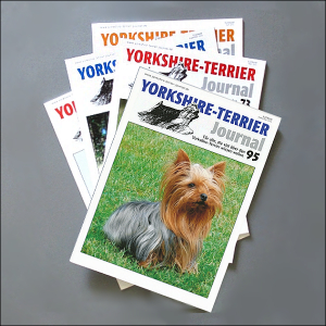 ANGEBOT: Yorkshire-Terrier-Journal »zum Reinschnuppern«