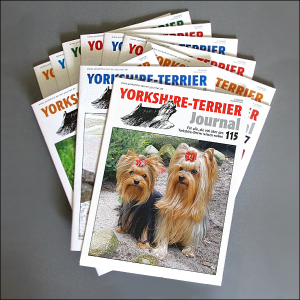 YORKSHIRE-TERRIER-JOURNAL - Abo-Angebot!
